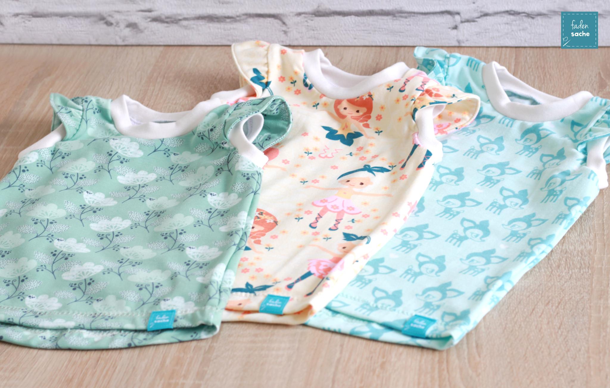 Sommer, Sonne und ein paar neue Shirts