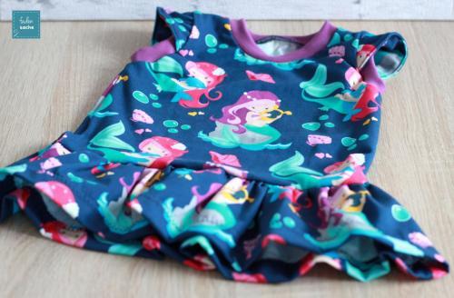 Meerjungfrauen-Shirt